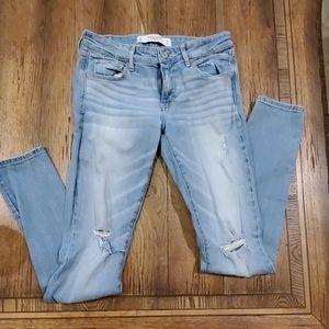 Abercrombie skinny Jean's